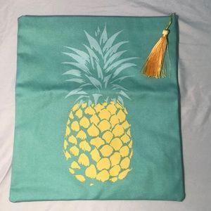 Pineapple swimsuit bag